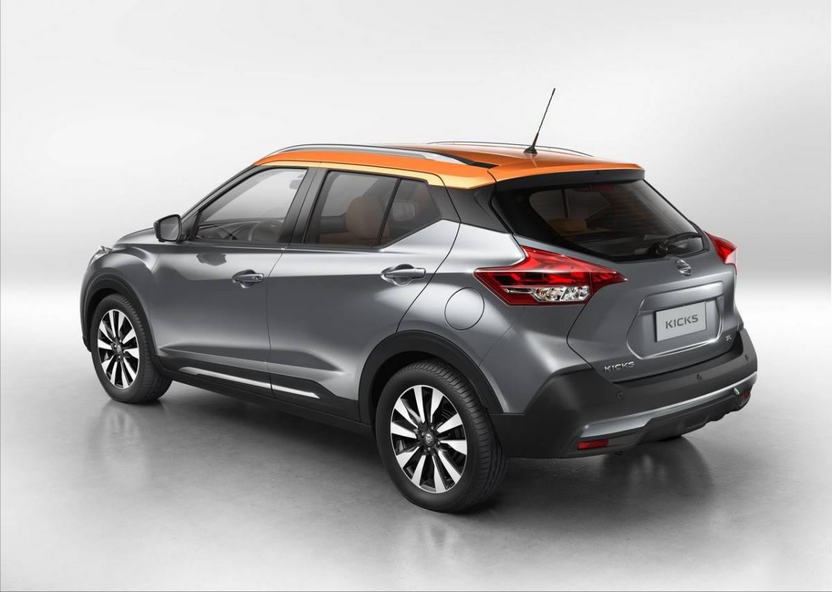 Nissan Kicks compact crossover India launch by 2018