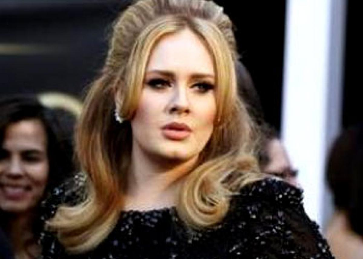 Adele cried over difficulties faced during Grammy-Night performance