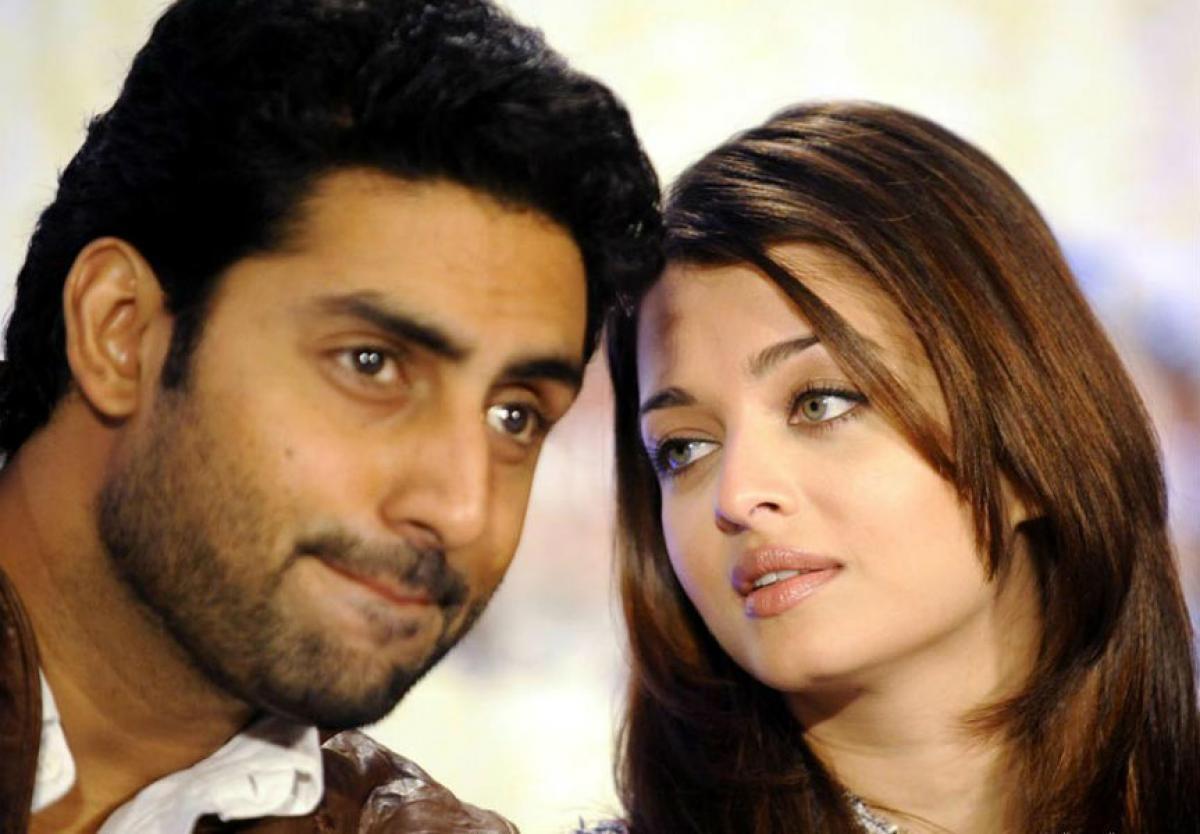What does Abhishek loves most about Aishwarya Rai?