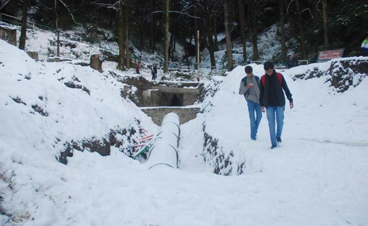Rain, snowfall likely in Himachal