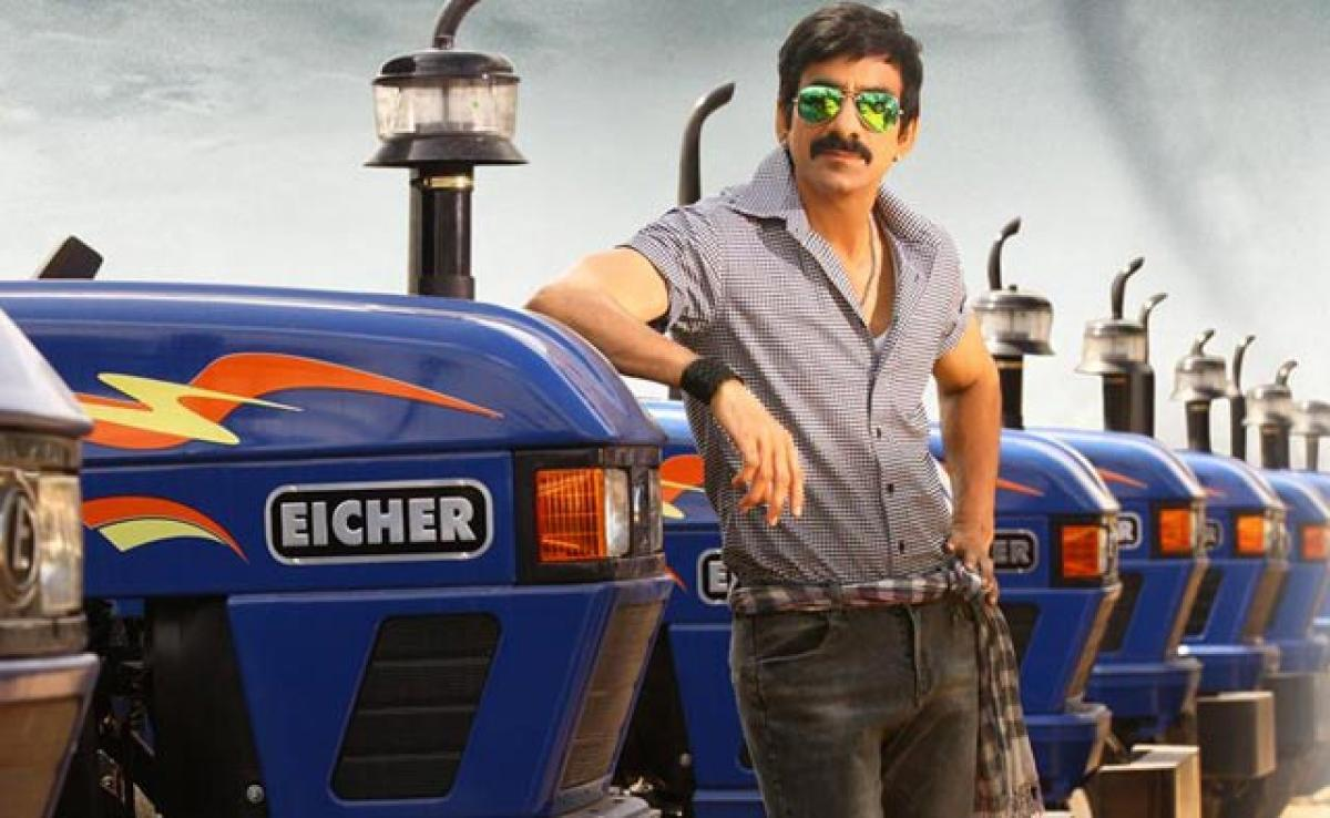 No immediate B-Town plans for Ravi Teja