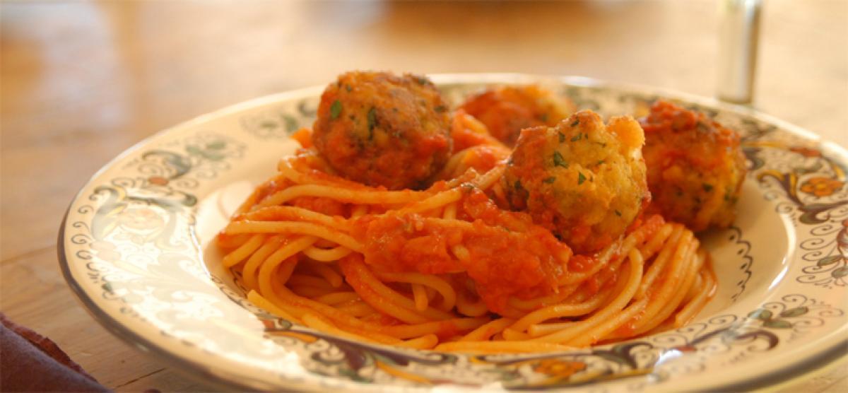 Italian food fest adds cannabis spaghetti