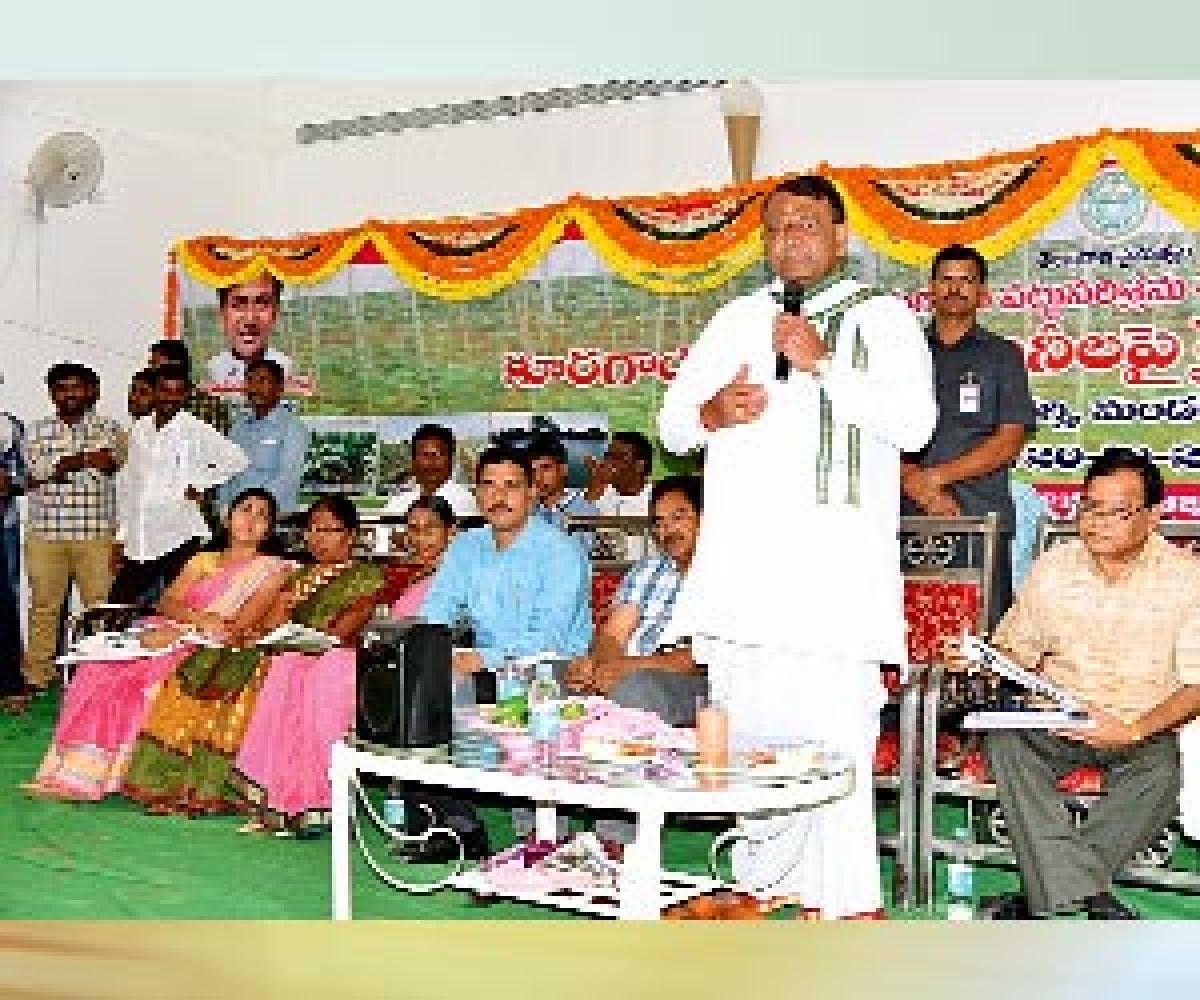 Govt will weed out middlemen menace for farmers: Pocharam