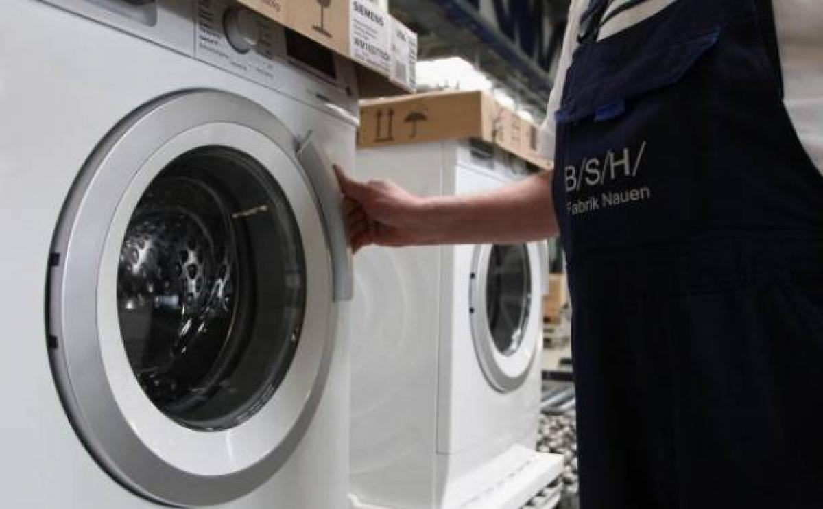 Twins drown in washing machine
