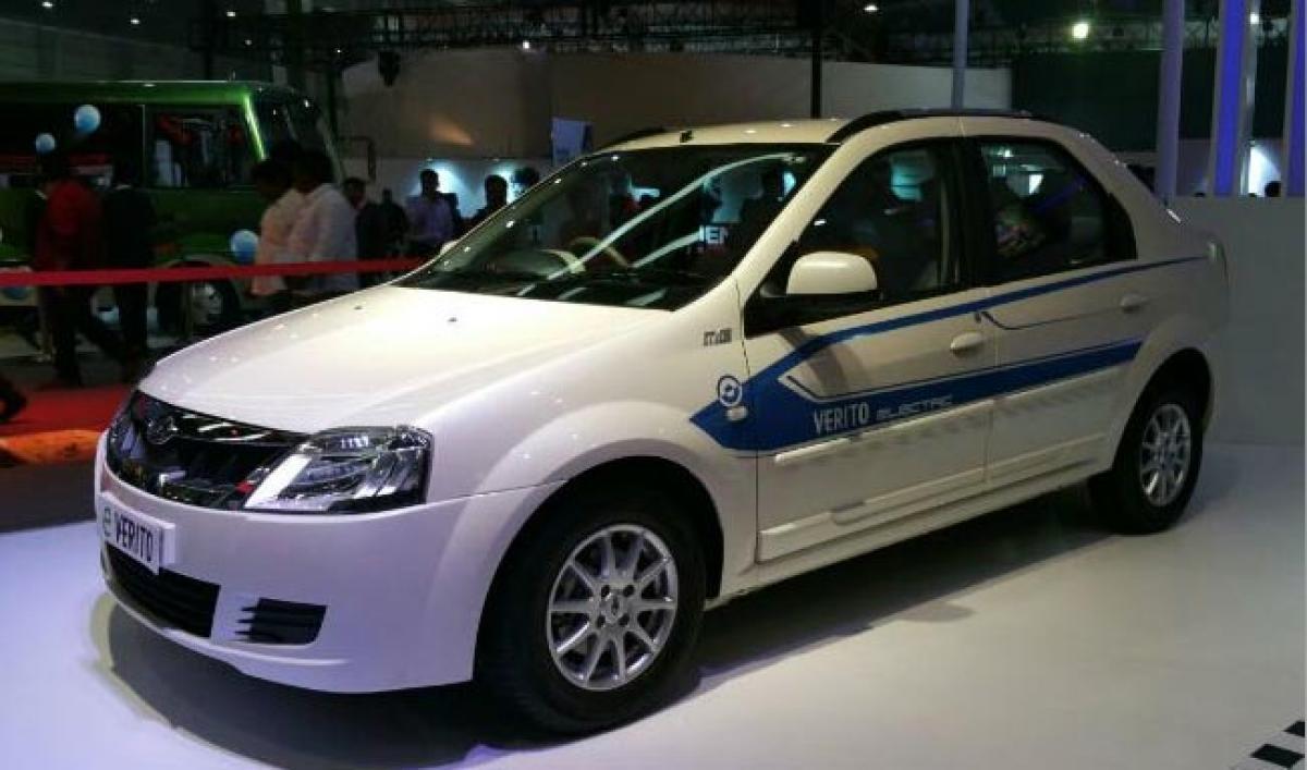 Two New Mahindra Reva Cars Coming This Year