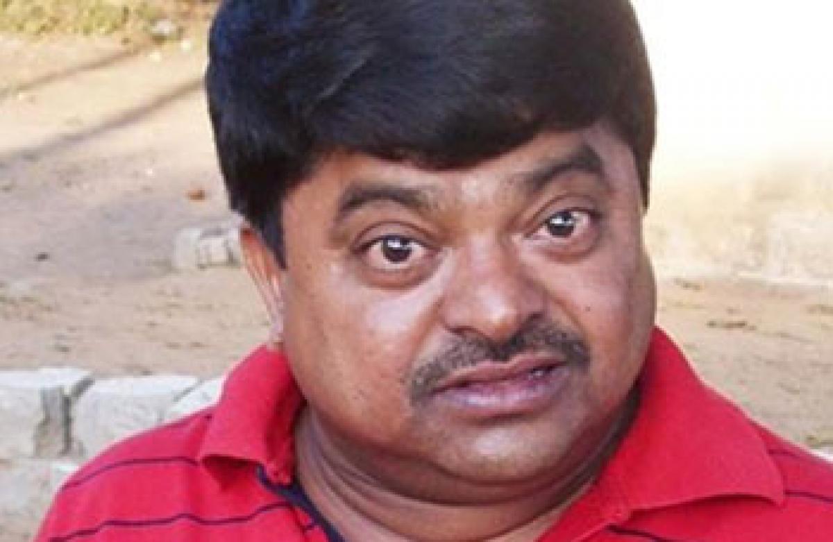 Actor Potti Rambabu passes away
