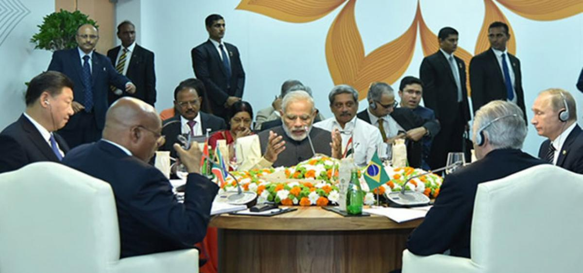 BRICS: No takers for India's baggage