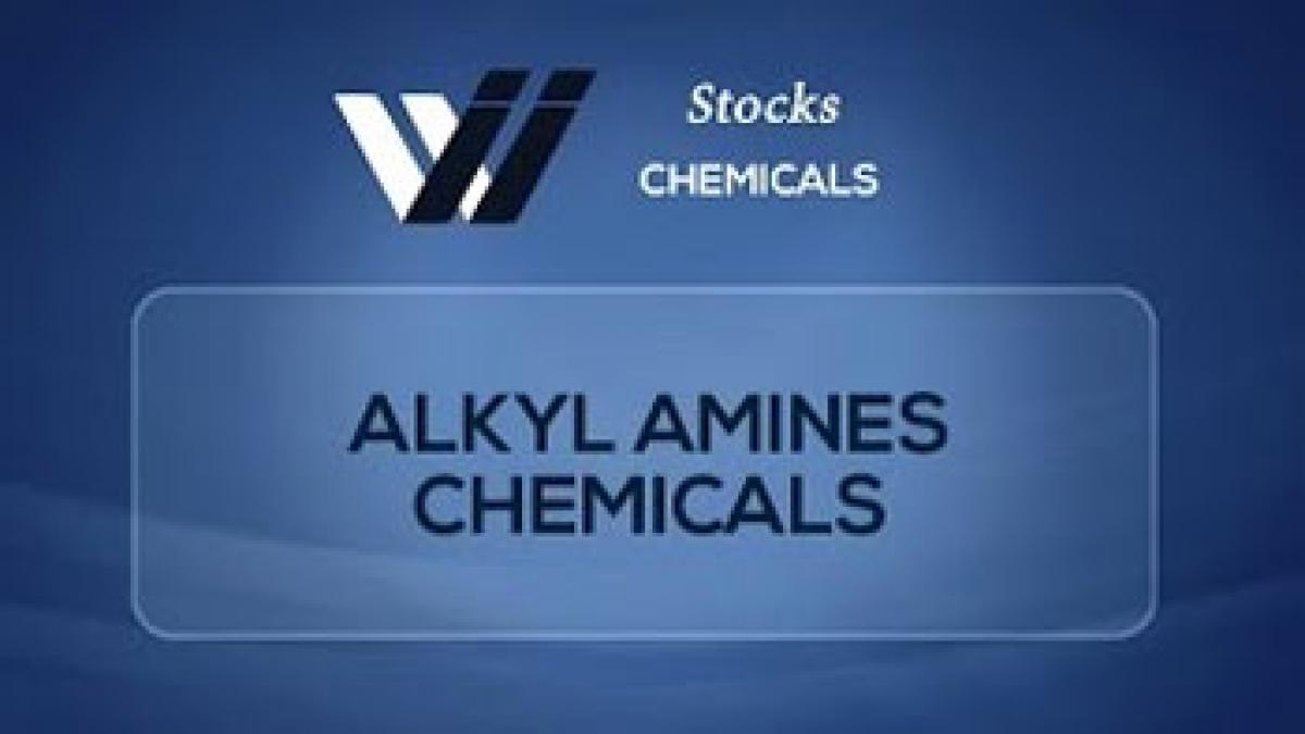 Alkyl Amines Chemicals