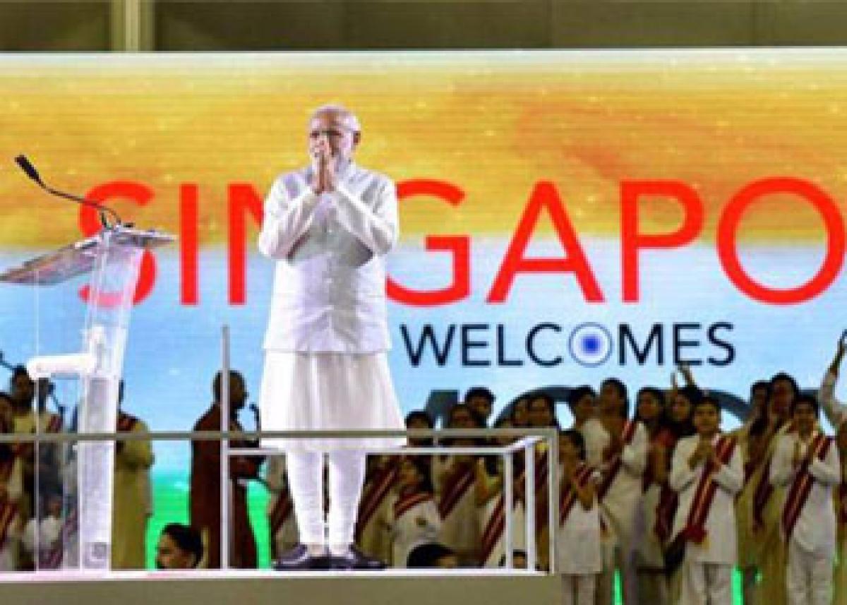 NRIs in Tamil Nadu prefer Singapore as top destination