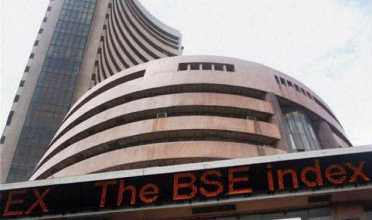 Key Indian equity indices open lower on Tuesday