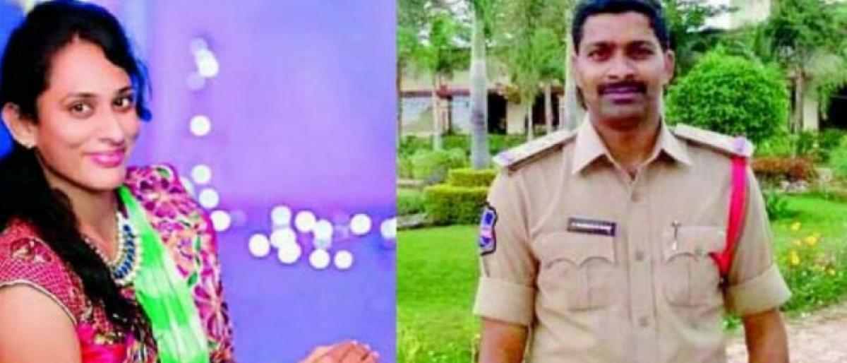 Cops seek custody of Rajeev, Sravan in Sirisha's death case