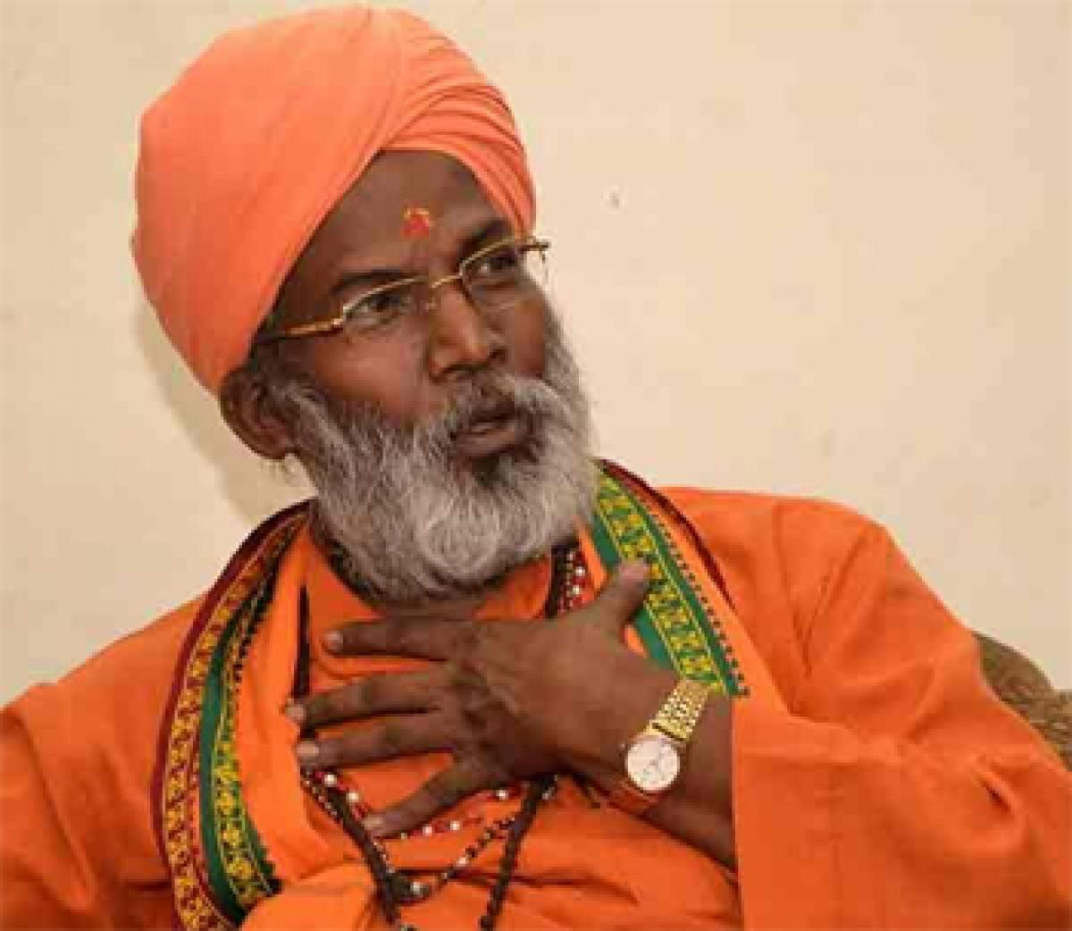 Congress without power is like fish without water: Sakshi Maharaj