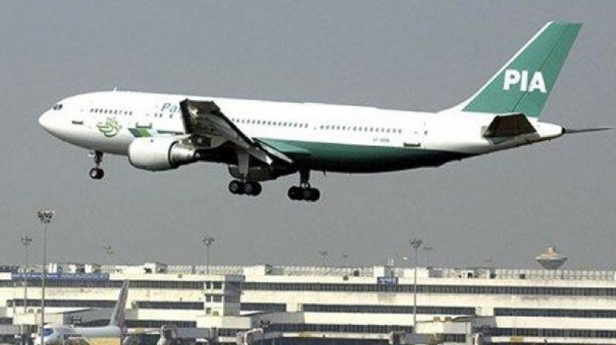 Pak-origin man arrested for misbehaving with PIA female steward