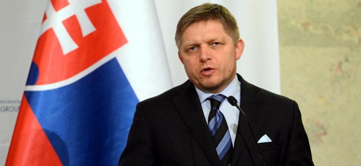 Britain must not emerge victorious from talks with EU: Slovakia Prime Minister