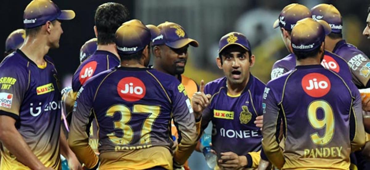 IPL: KKR win toss, elect to bowl vs RPS