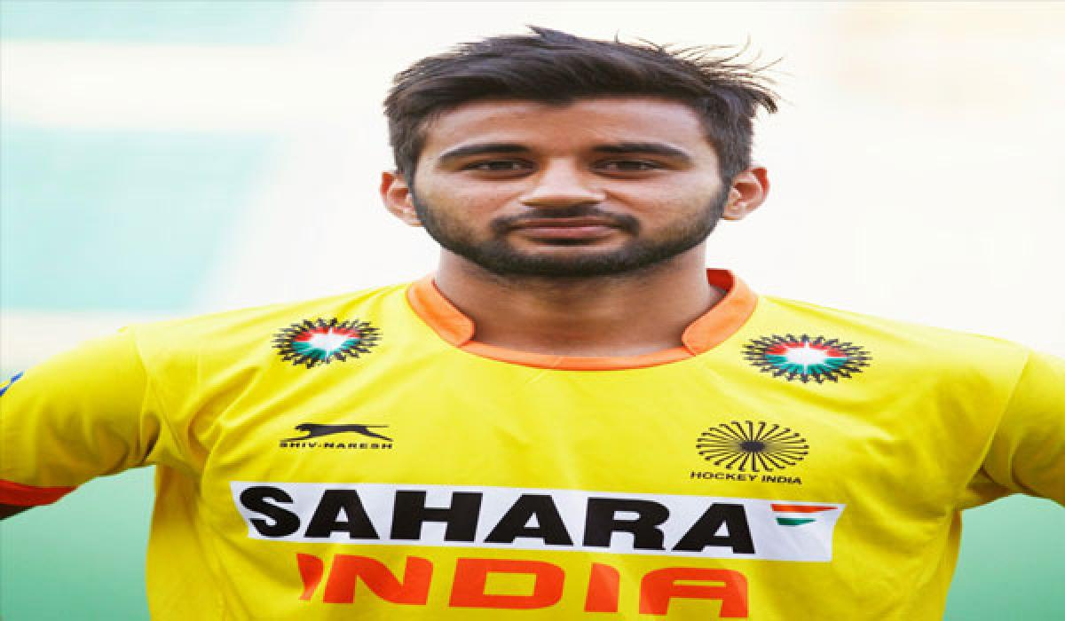 Manpreet  Singh  to lead India at HWL