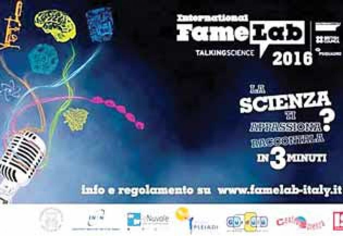 Famelab comes to India