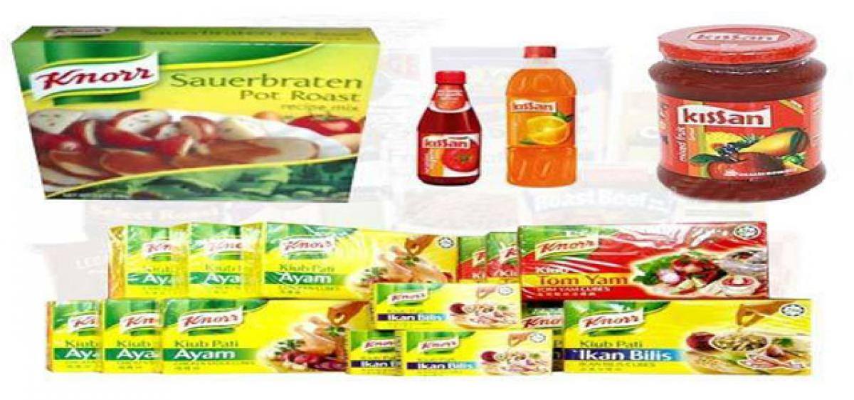 Not many fortified food products available