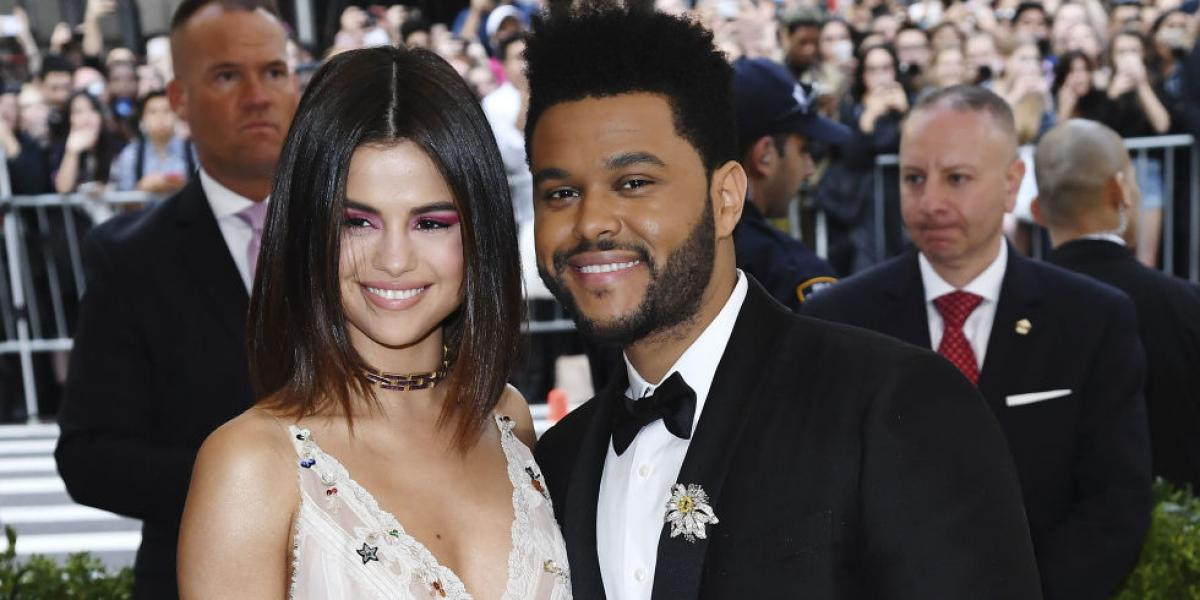 Selena Gomez confirms her relationship with The Weeknd