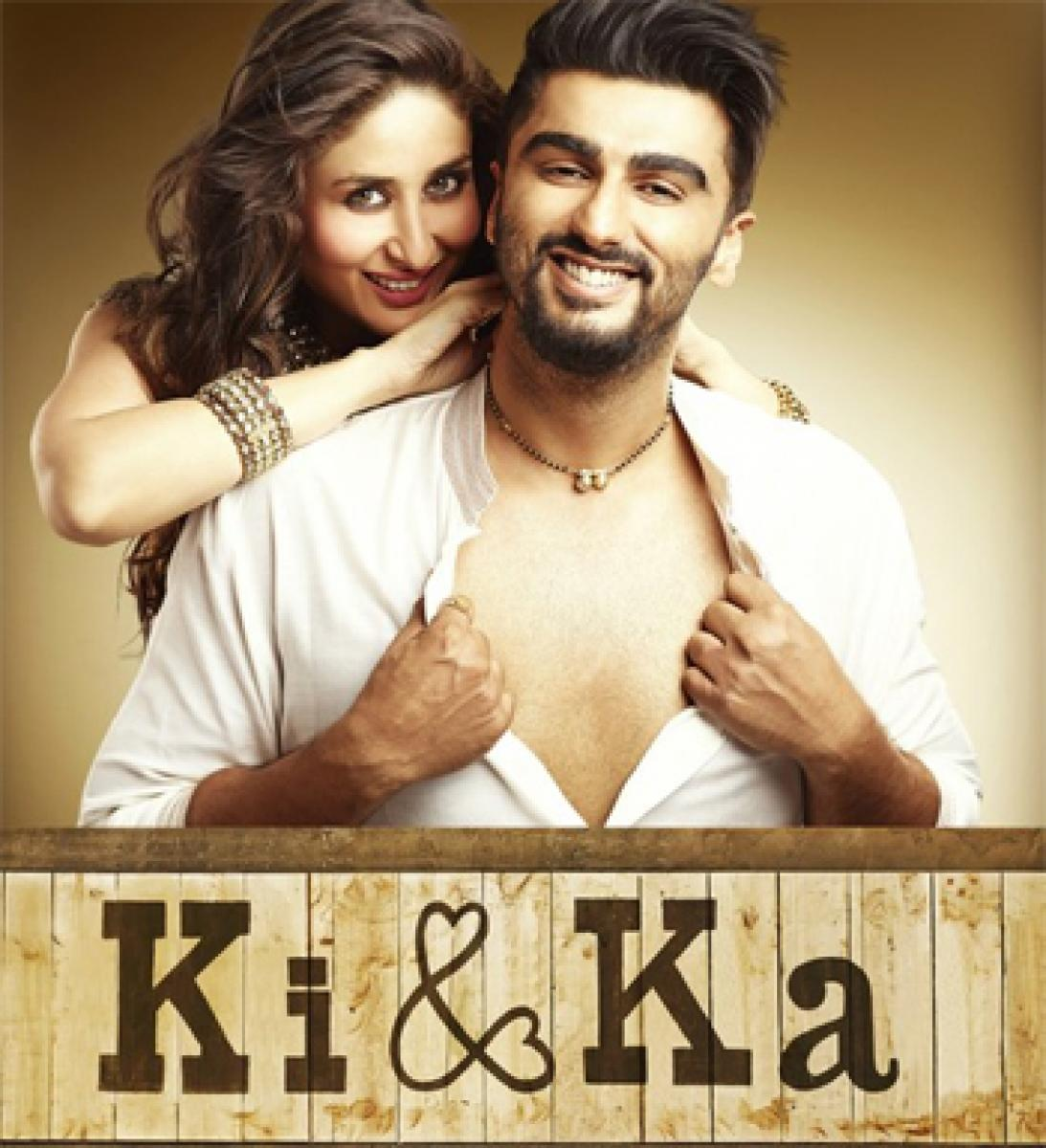 Ki & Ka will appeal to urban audience and worth a watch