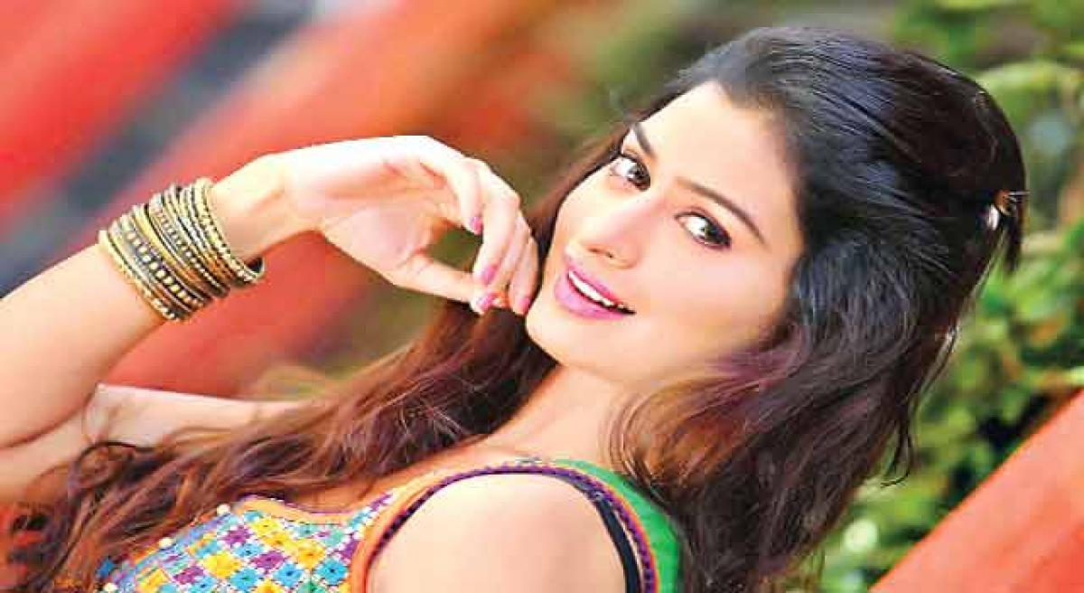 Payal Rajput in yet another episodic show
