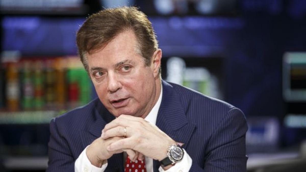Trumps former campaign chairman had plan to benefit Putin govt