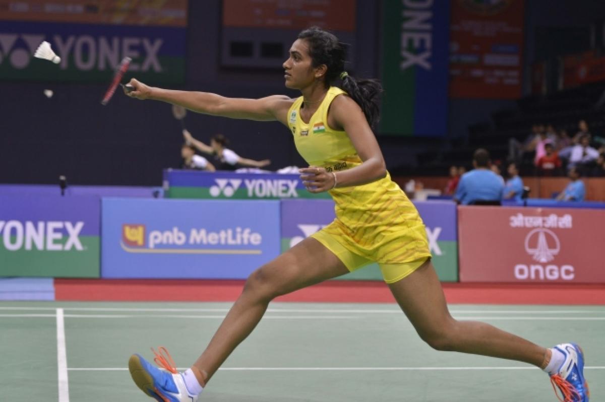 Badminton Asia Championships: PV Sindhu advances, Saina Nehwal bows out
