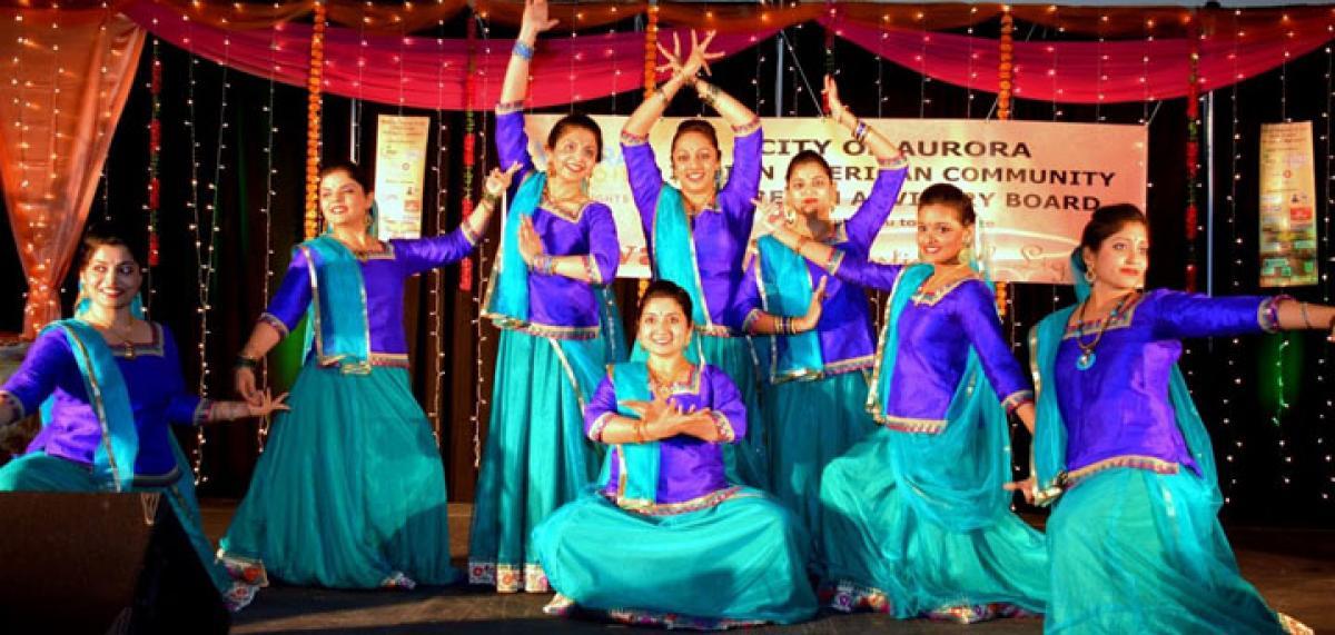 Illinois school turns mini India for Diwali celebrations