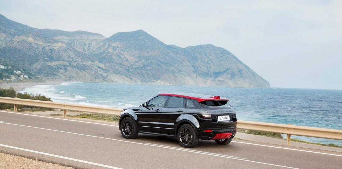 Check out: 2017 Range Rover Evoque special edition features