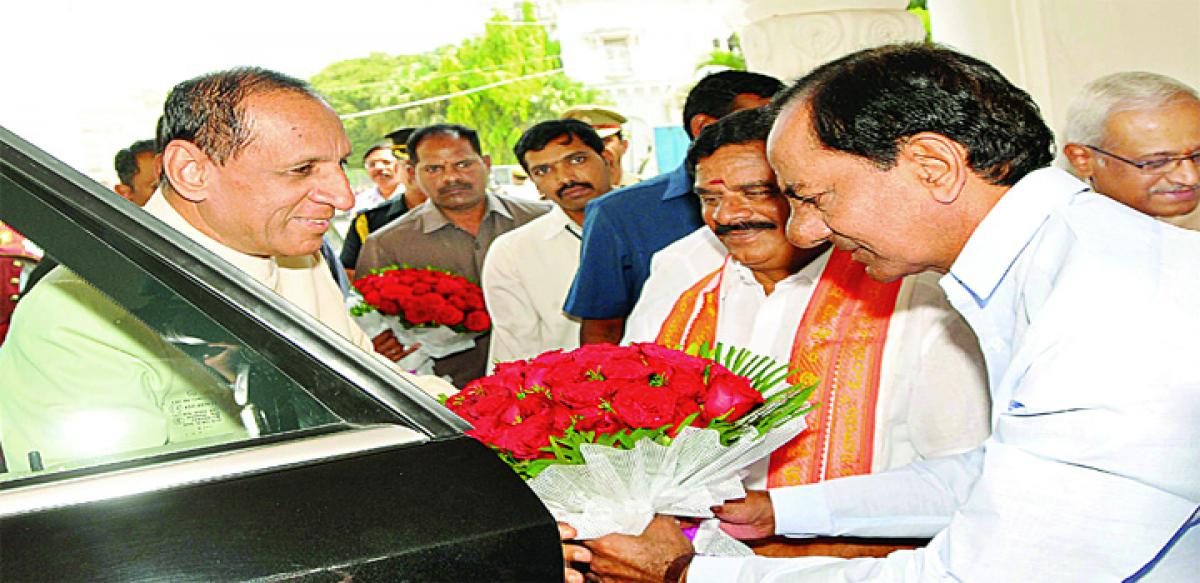 Speaker clears TDLP merger with TRS