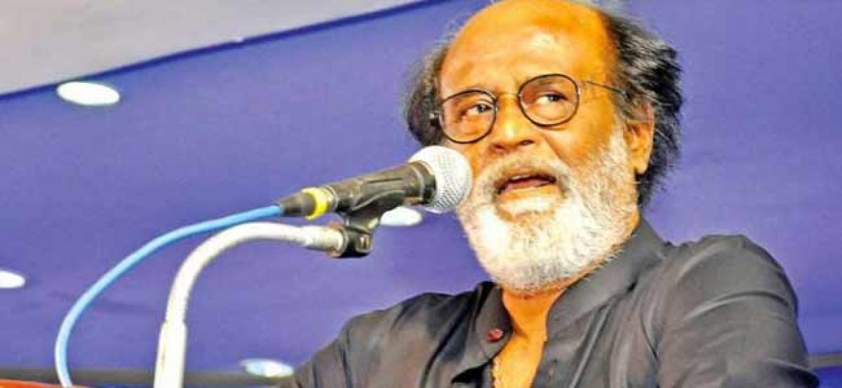 Rajinikanth fan expelled from association for misconduct