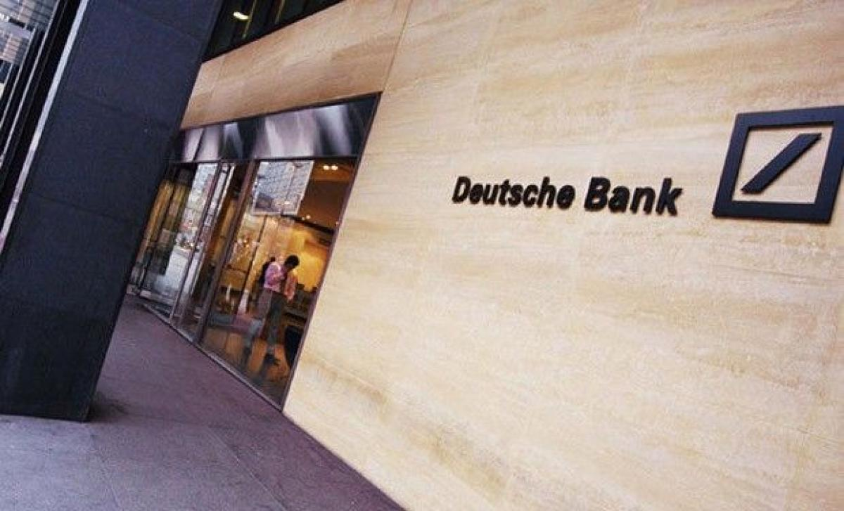 Deutsche Bank bracing for record pre-tax loss of 6 billion euros in Q3