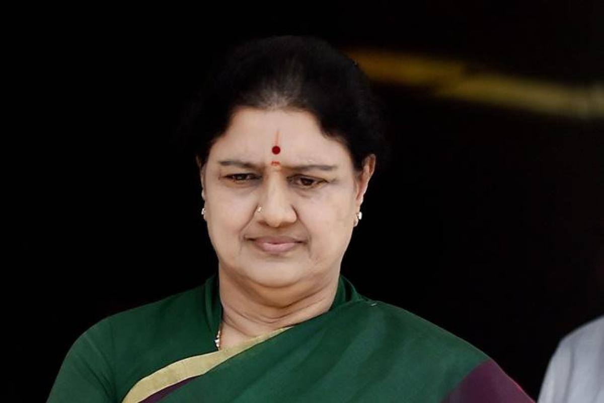 After Jayalalithaas death, I told Panneerselvam to become the Chief Minister: Sasikala