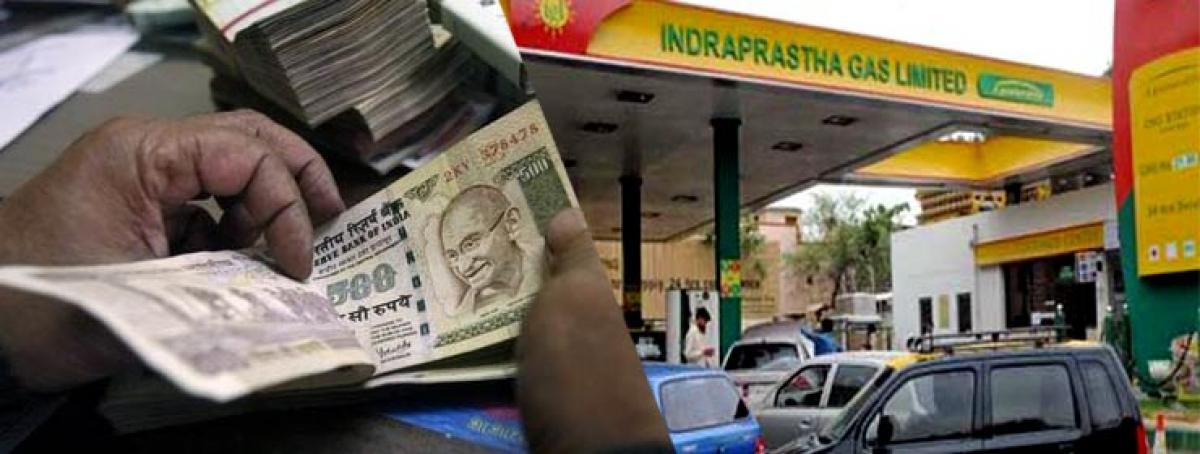 Indraprastha Gas Q2 Profit down 15% to Rs 111 Crore