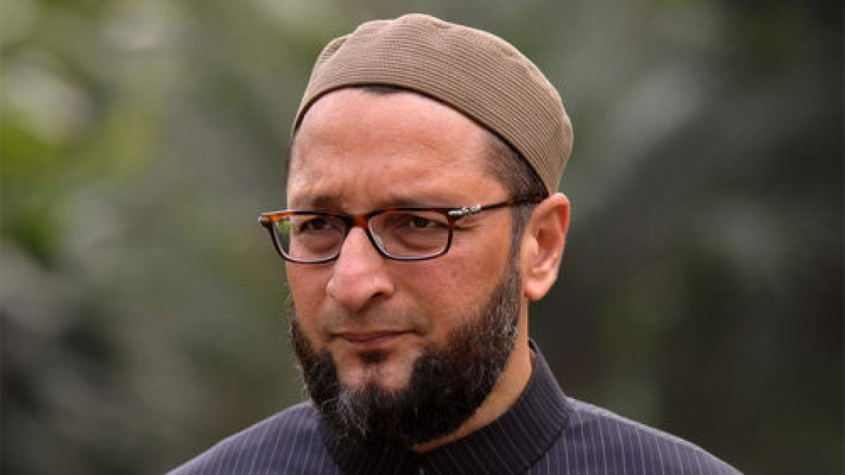 Babri Masjid case is about title: Owaisi
