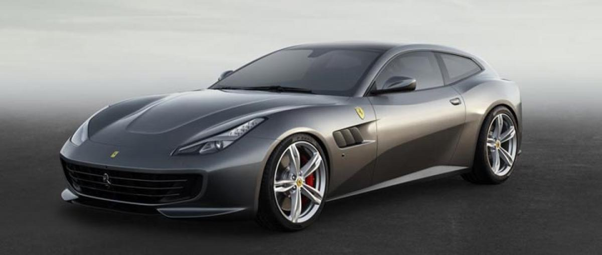 Ferrari replaces FF with new GTC4Lusso