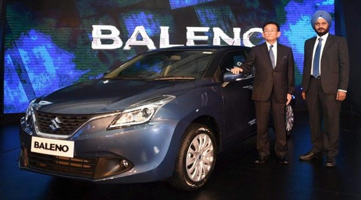 Maruti Suzuki to export made-in-India Baleno to Japan