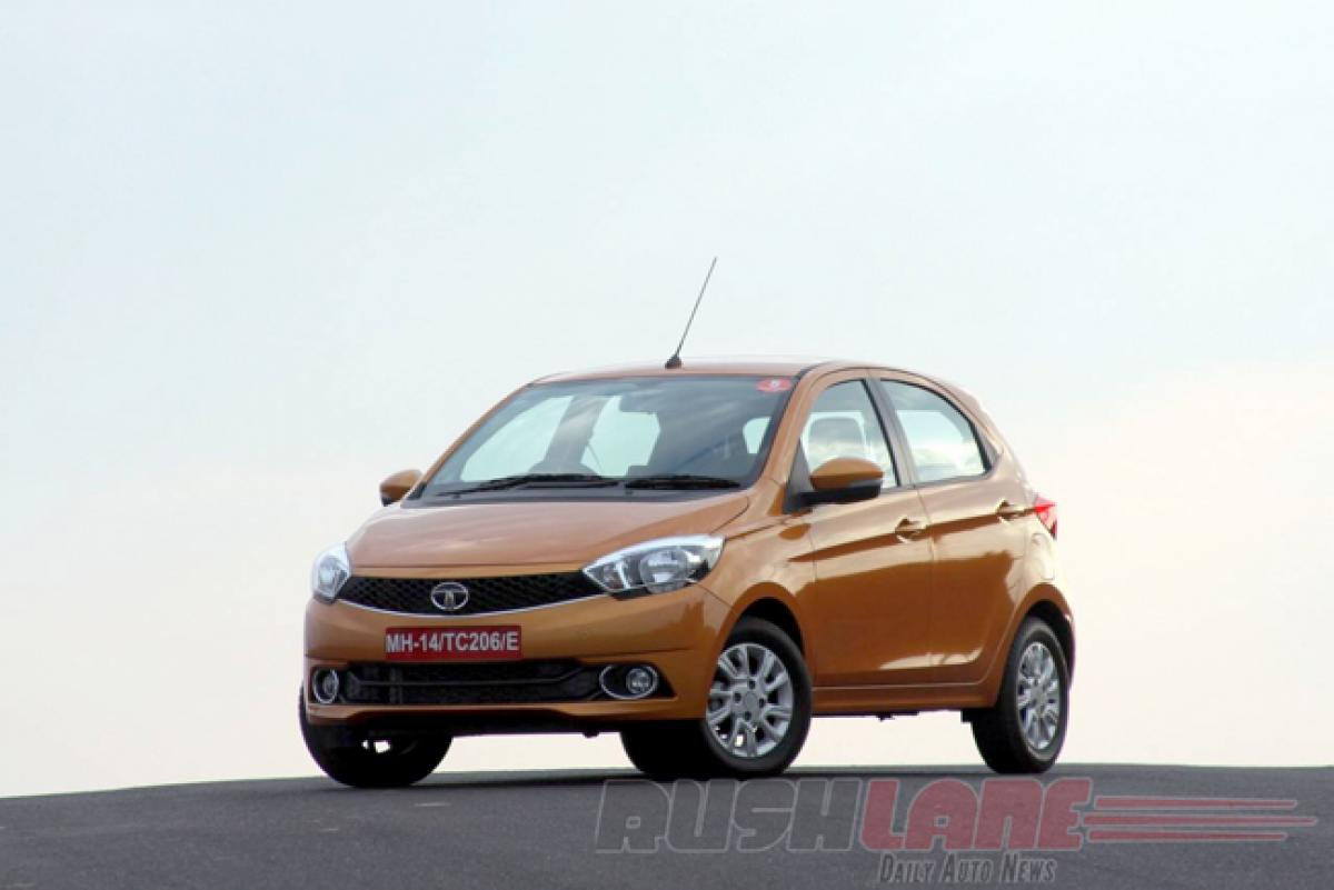 Tata Tiago garners a strong response as bookings cross 40,000 units