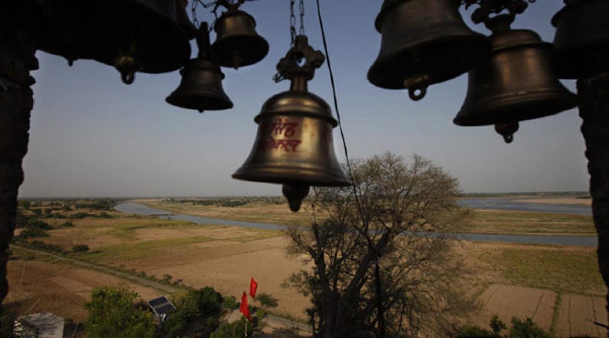 14,030 acre temple lands encroached