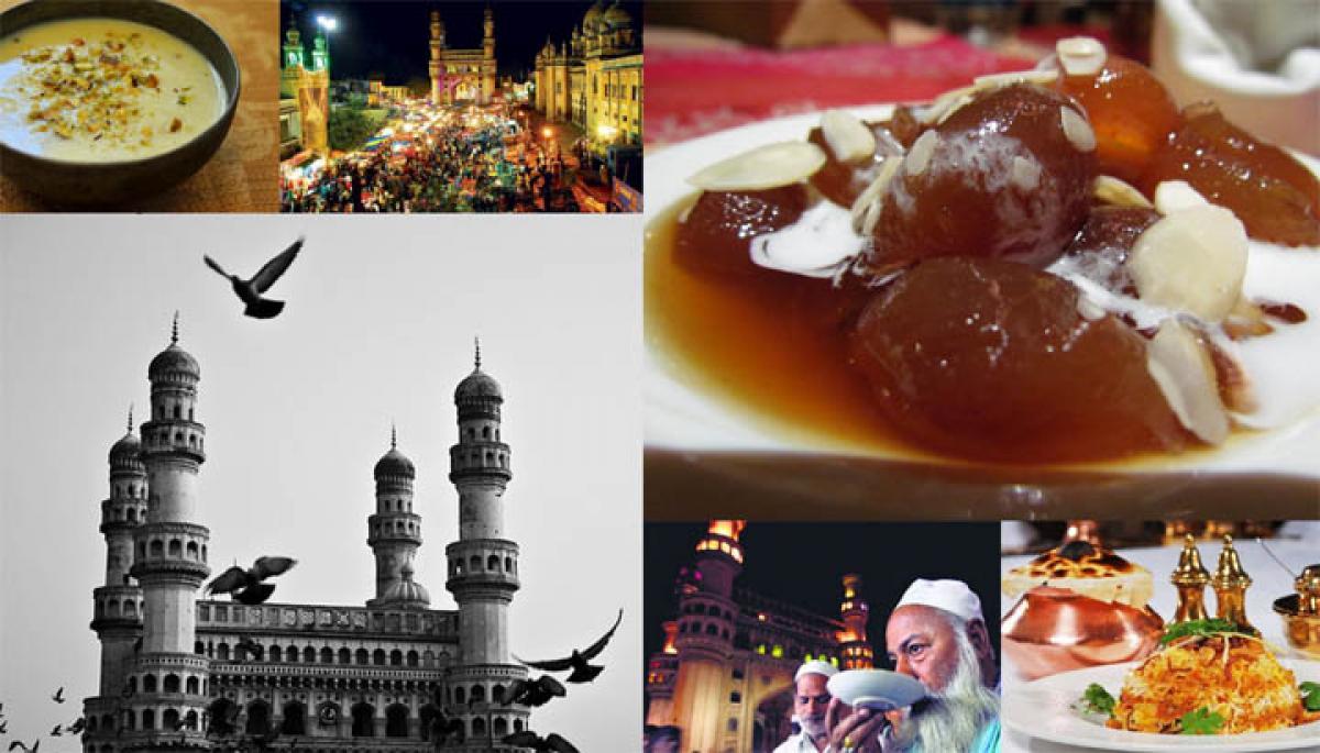 Irfan wants to relish Hyderabadi delicacies at Charminar