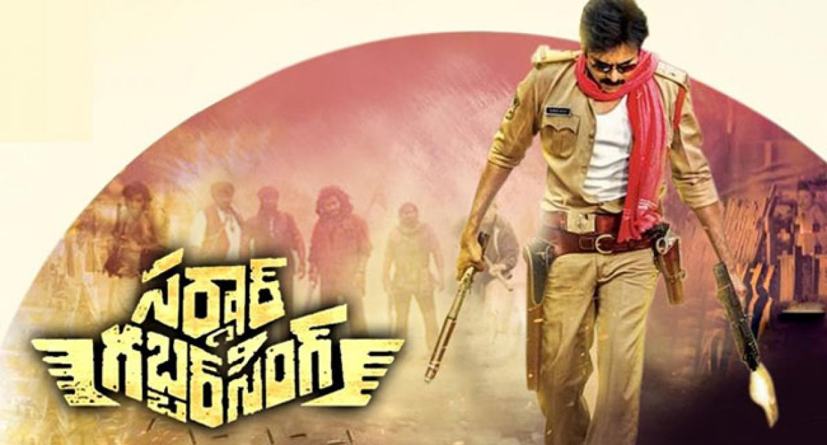 Sardaar Gabbar Singh full review, rating: Pawan show all the way