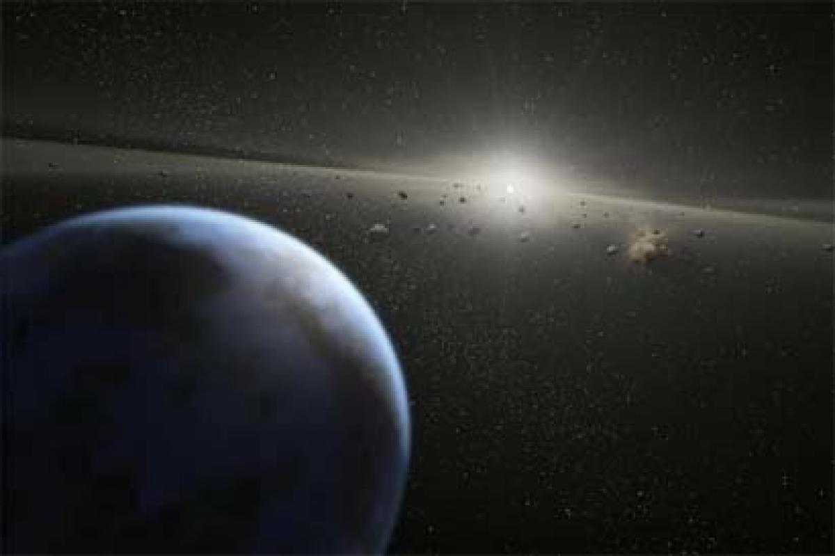 Comets pose much greater hazard to life on Earth than asteroids