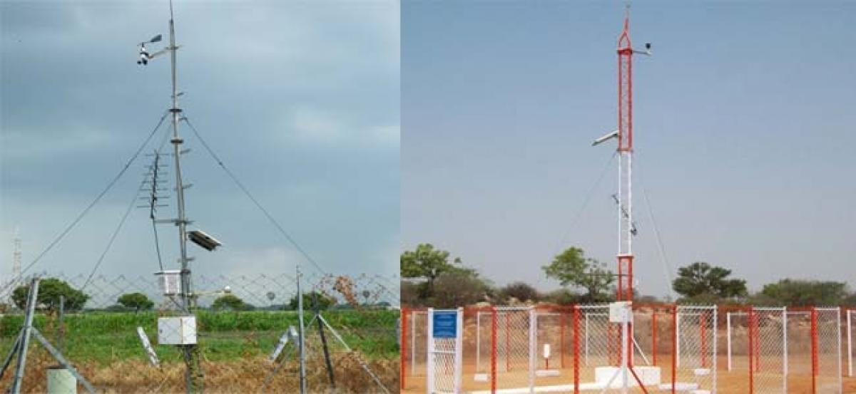 IMD to install Gurgaon's 1st Automatic Weather Station at The NorthCap University