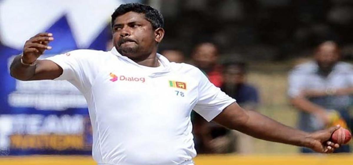 Herath to lead Sri Lanka