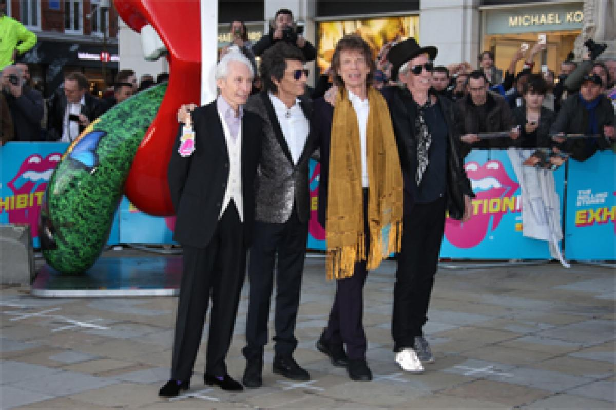 The Rolling Stones new album to arrive this year