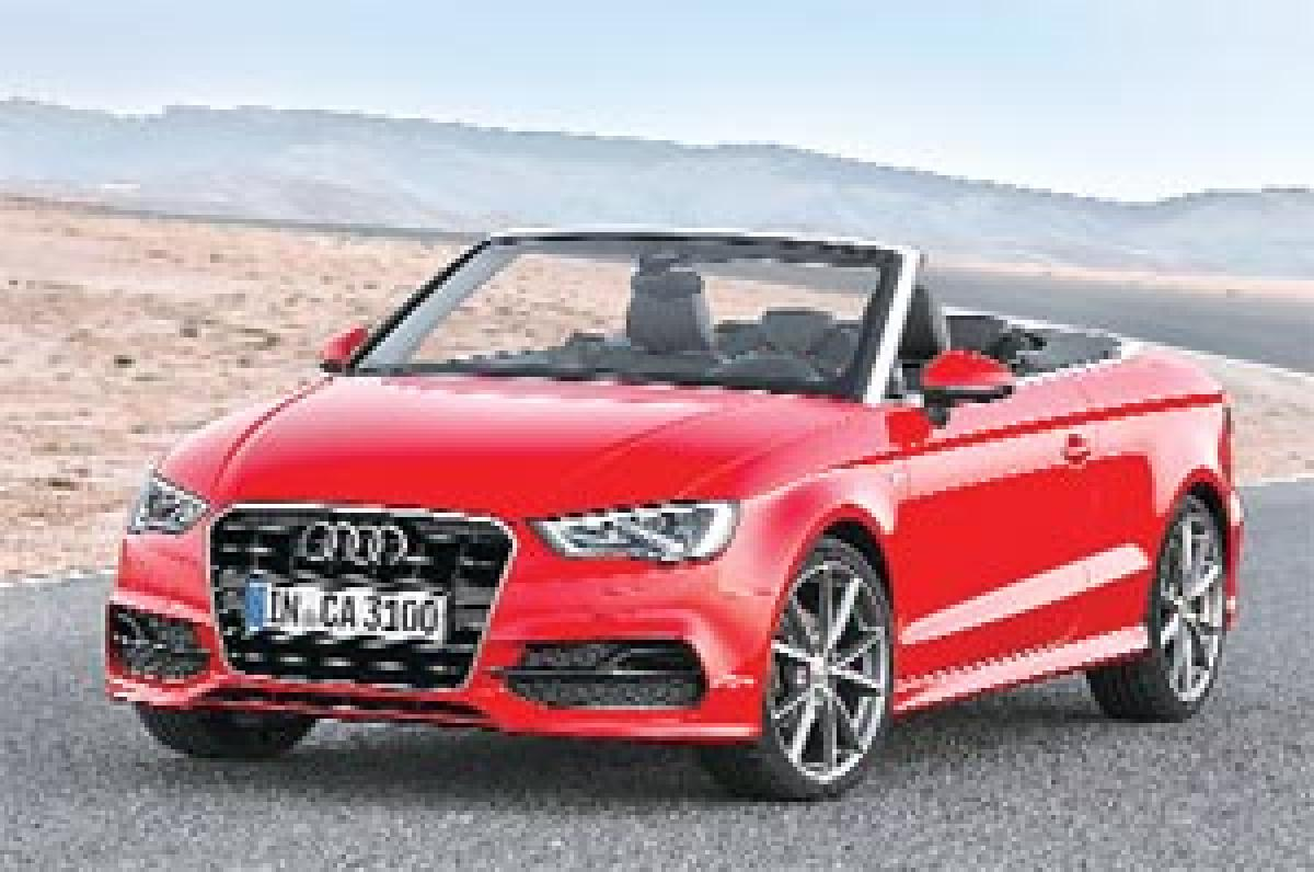 Audi buoyant on India