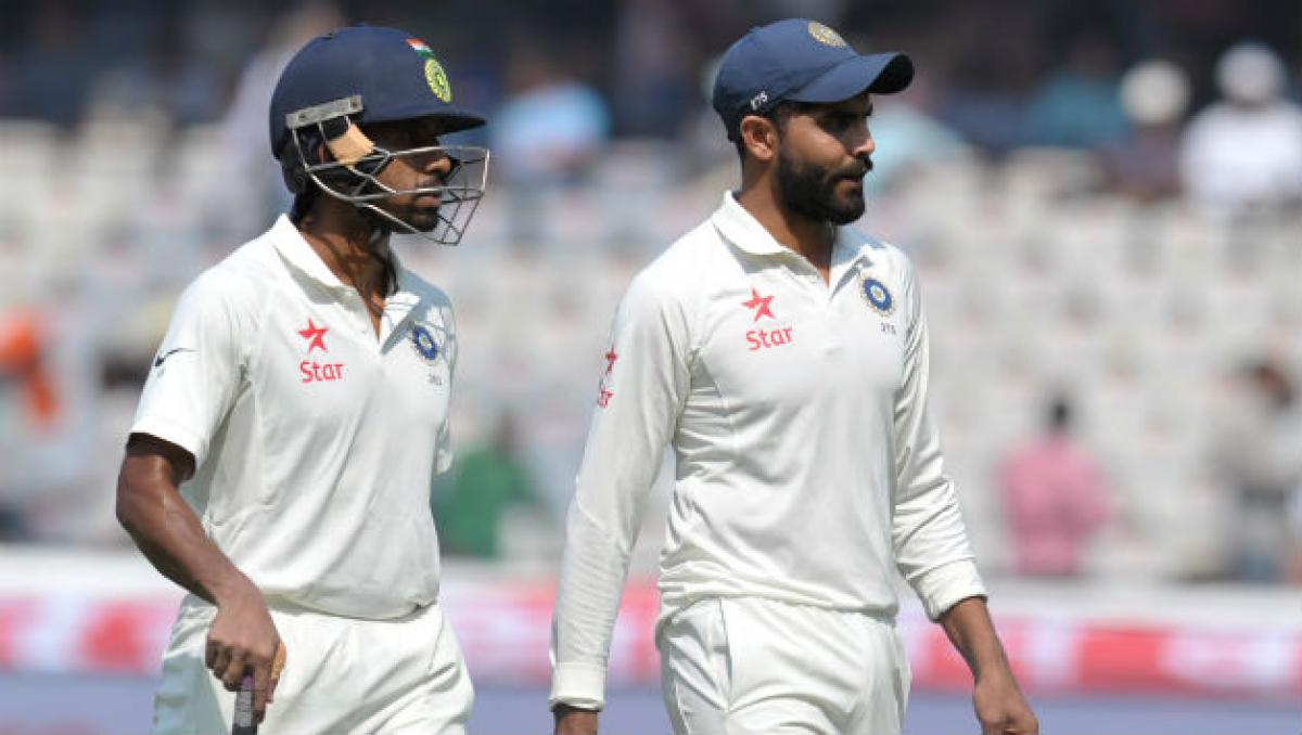 India declare first innings at 687/6 on Day 2