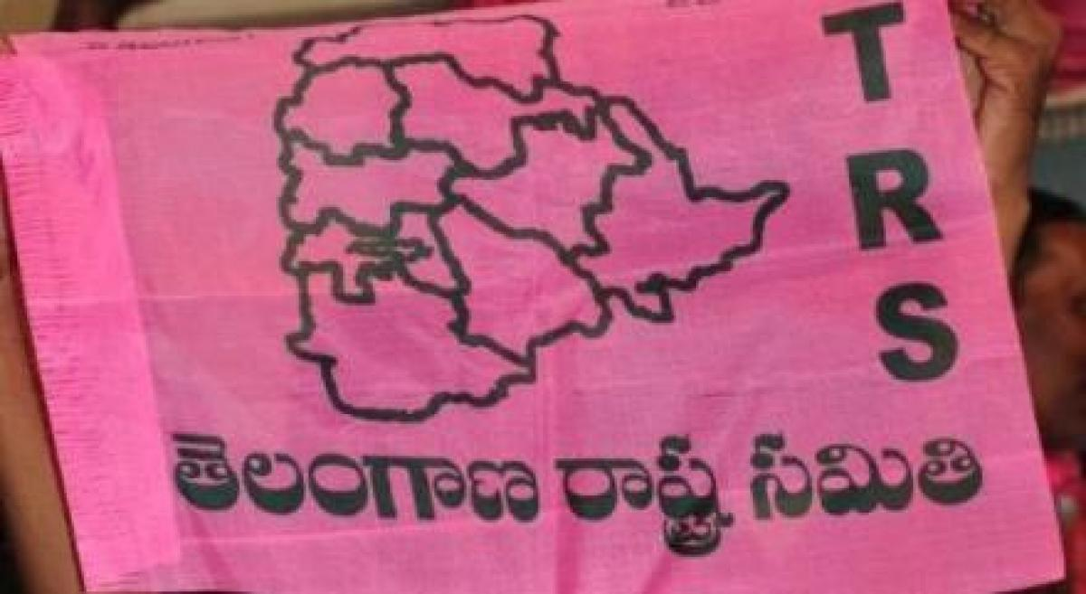 Congress, TDP leaders join TRS