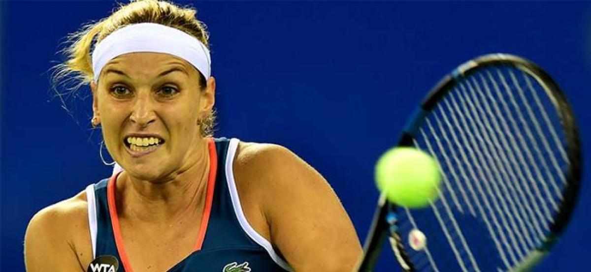Dominika Cibulkova beats Golubic to win Linz Open title