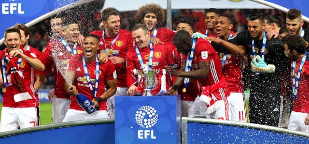 Set sights on bigger conquests, coach Mourinho urges boys